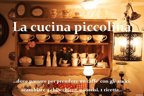 La cucina piccoLINA