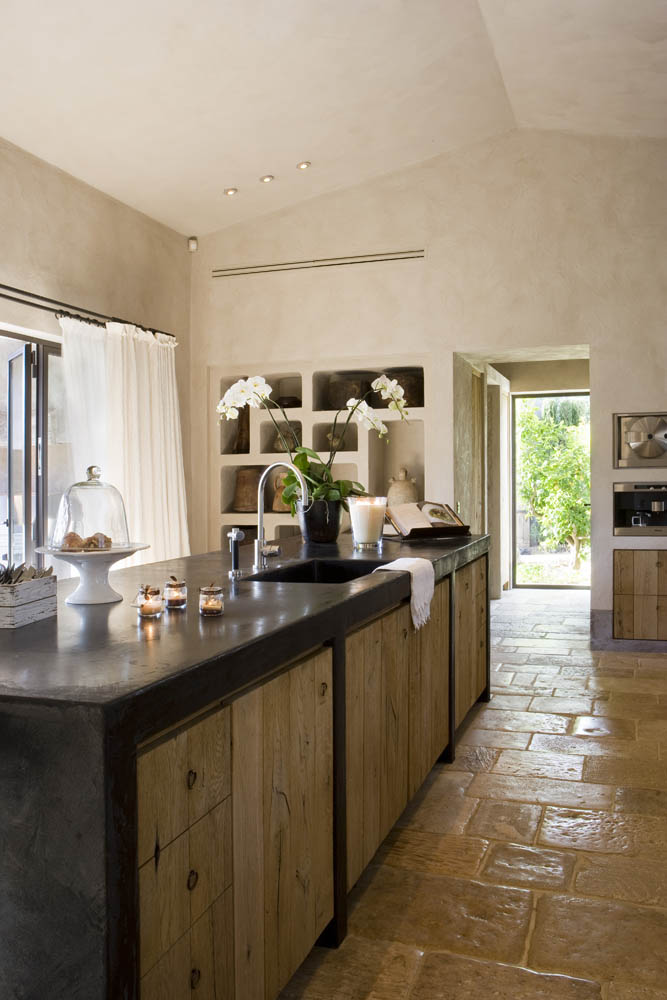 Awesome Cucine Legno Grezzo Pictures - Amazing House Design ...