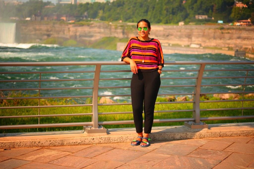 Niagara Falls, Travel, Canada, Tanvii.com