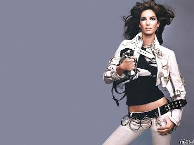 Spanish Model Eugenia Silva Lovely Wallpaper