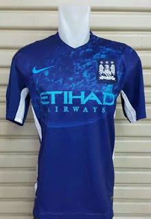 Jersey Manchester city away leaked Blue Moon musim 2015/2016