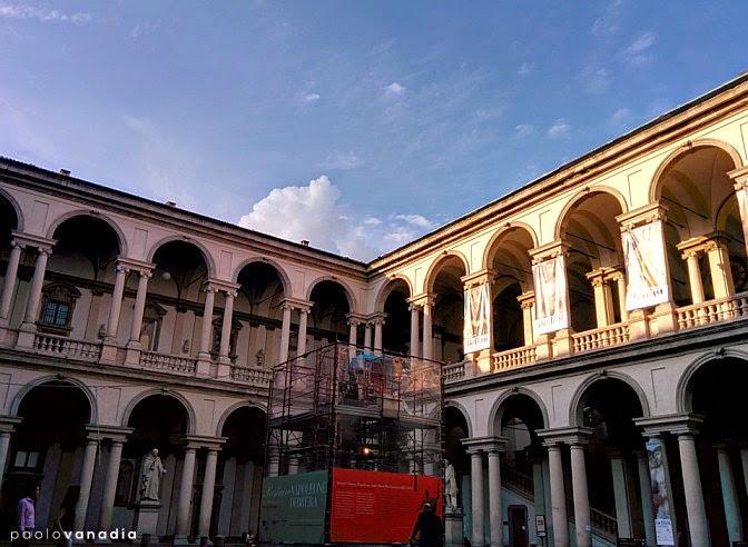 La Pinacoteca di Brera tra i luoghi della Cultura che hanno aderito alle Giornate Europee del Patrimonio