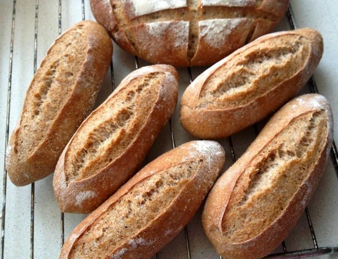 Как сделать багеты хлеб