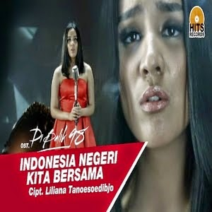 Angel Pieters - Indonesia Negeri Kita Bersama (OST. Dibalik 98)