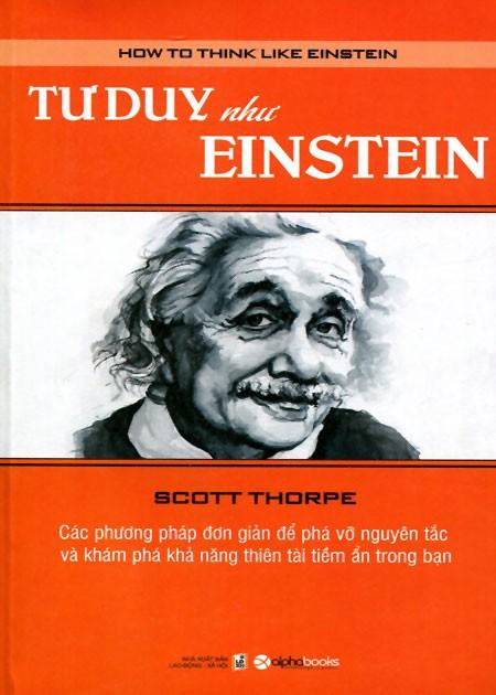 [Ebook] Tư Duy Như Einstein - Scott Thorpe