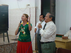 Pr. Jeremias Cordovil y Mis. Leila Ramalho