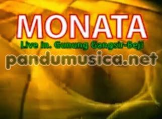 Album Monata Live Gunung Gangsir Pasuruan 2014