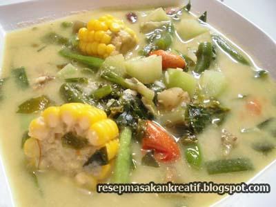 Image Result For Resep Masakan Berkuah Dari Sayuran