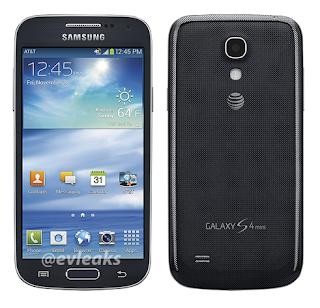 Galaxy S4 Mini AT&T Black