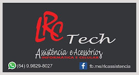LRC Tech - Assistência e Acessórios - RODOLFO FERNANDES - RN.