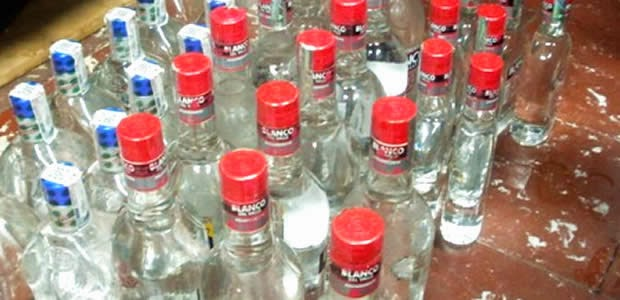 En Málaga, Policía se incautó cargamento de licor avaluado en $ 1.348.000