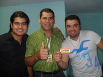 Valdi Salles e a Dupla de Forró Sertanejo Luiz e Davi
