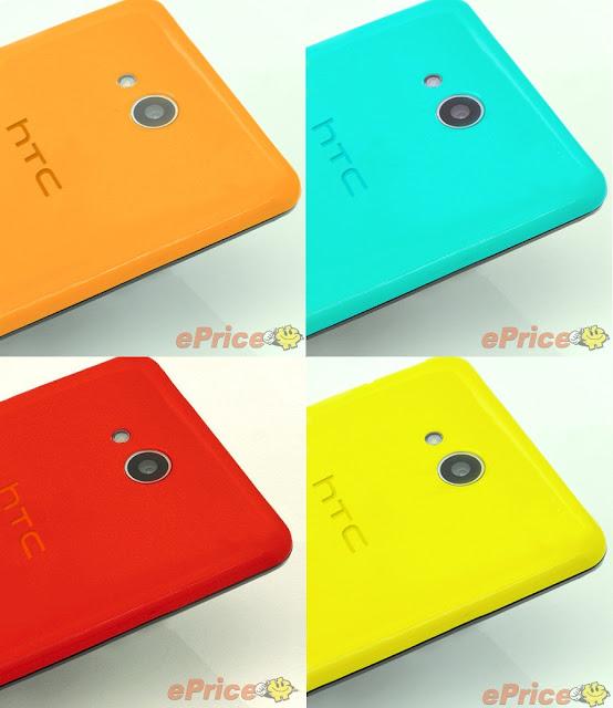 HTC's octa-core smartphone