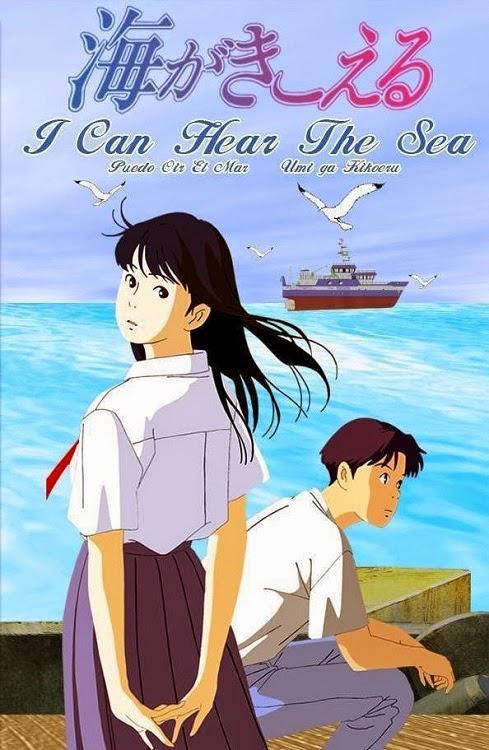 Phim Hoạt Hình Sóng Đại Dương - Ocean Waves (Umi Ga Kikoeru) - 1993