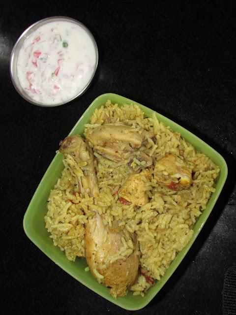 Chicken biryani muslim style - photo#20