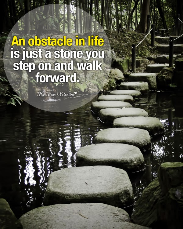 Stone Is Nothing Picture Quotes For Inspiration