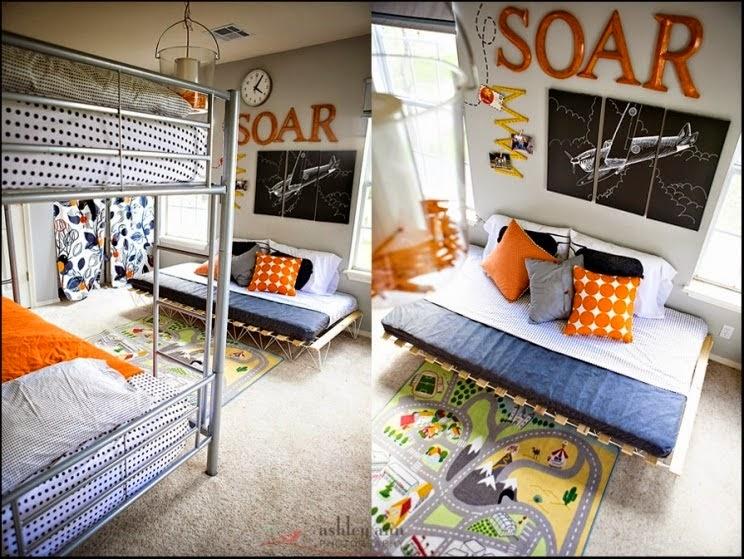 Creative Bedroom Ideas 3 Unique Decoration