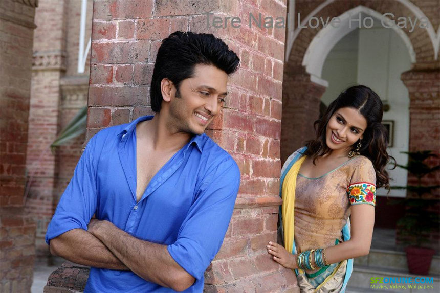 Here Are Movie Tere Naal Love Ho Gaya 2012 Wallpapers
