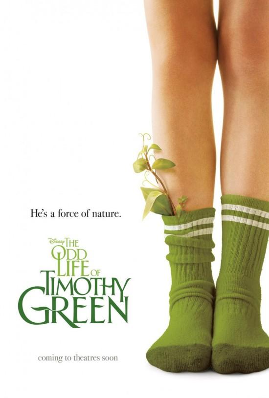 Watch The Odd Life of Timothy Green Movie Online Free 2012