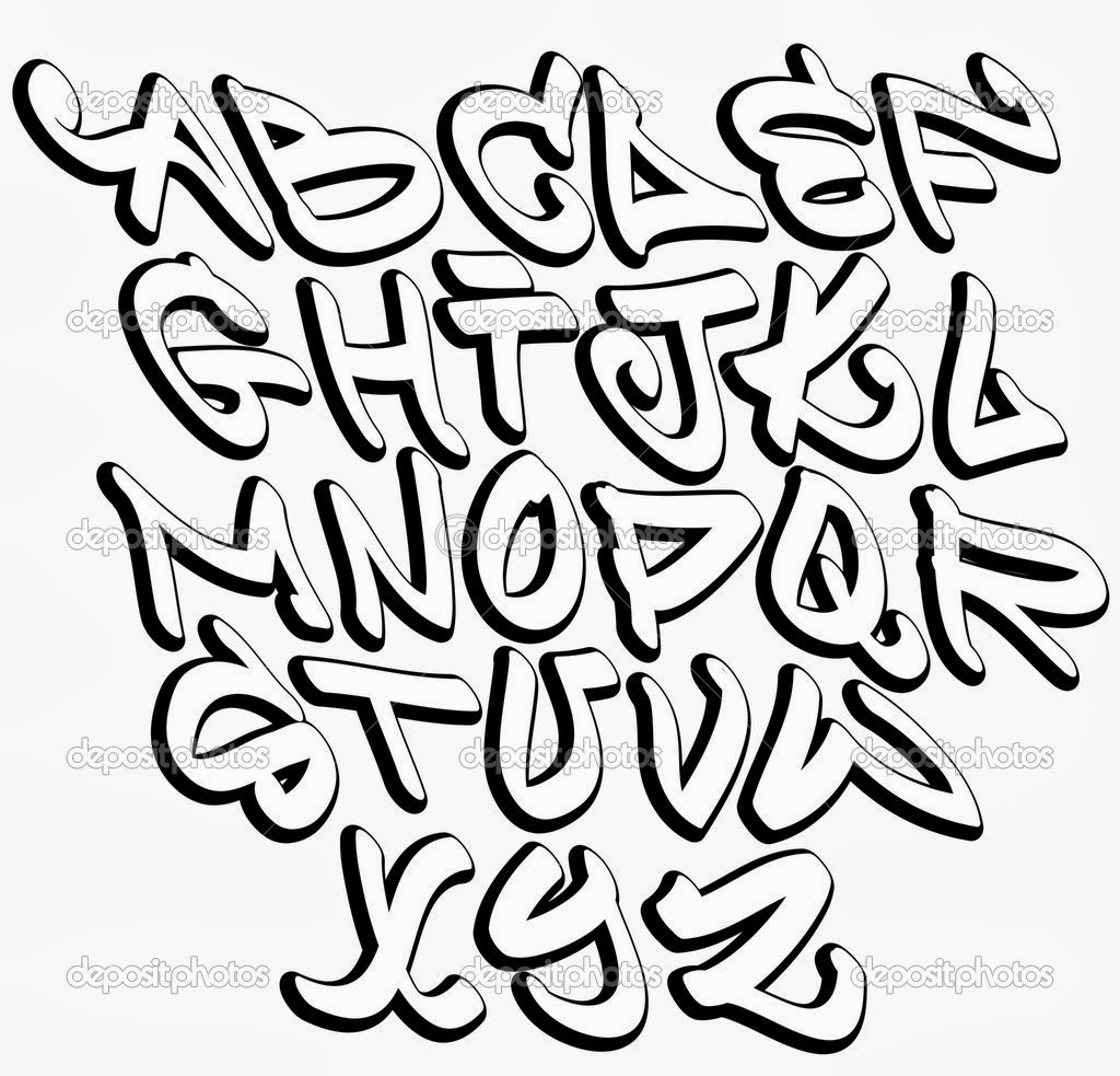 Graffitie Graffiti Font
