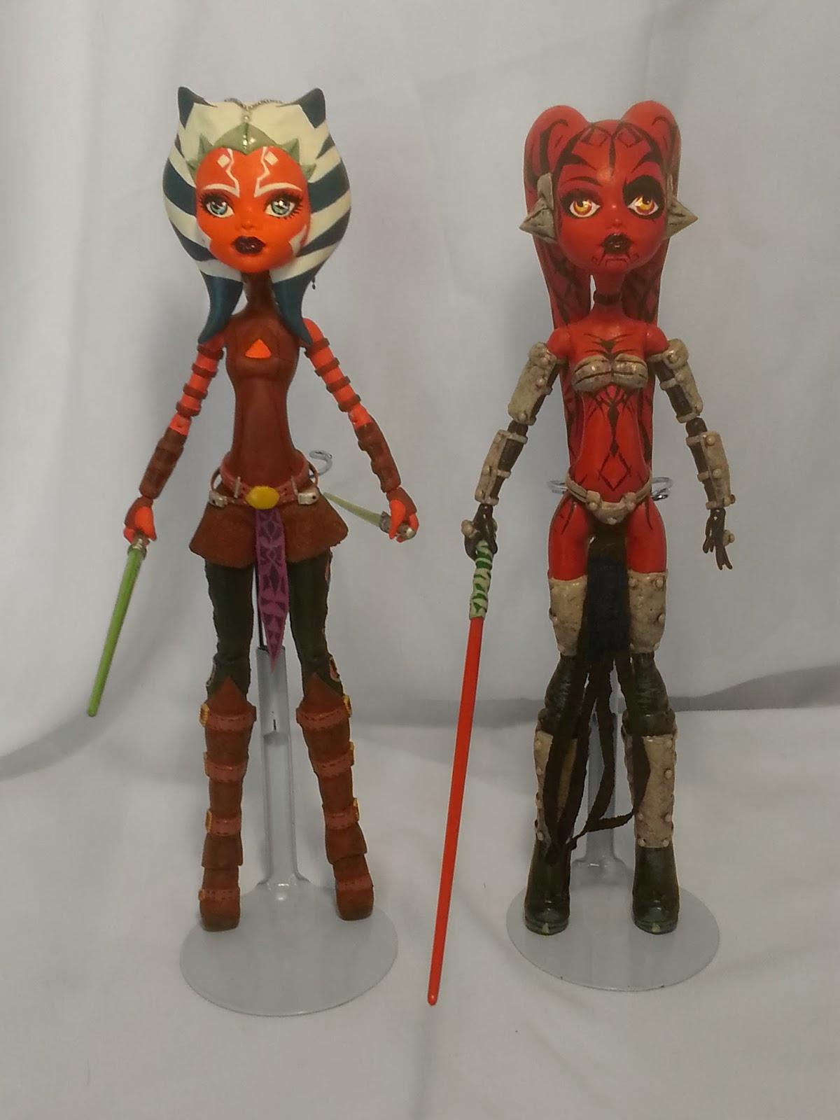 Mike S Custom Toys Ahsoka Tano 12 Inch Figure