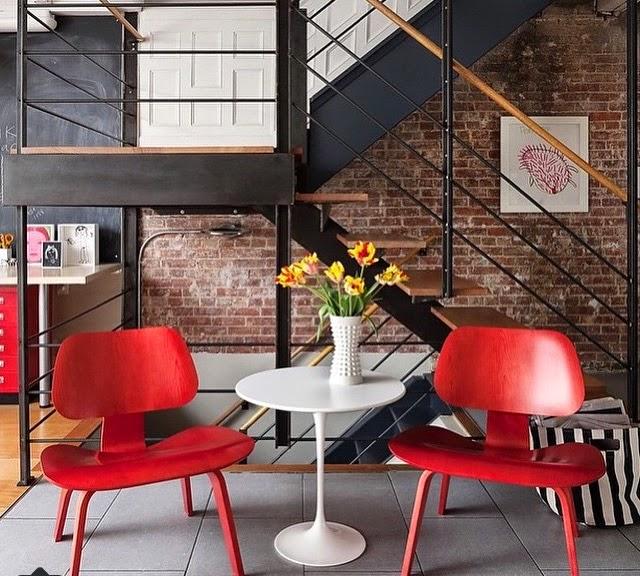 Ideas para decorar una estancia que tiene una pared de piedra