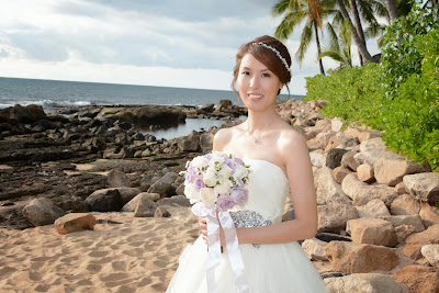 Lovely Taiwanese Bride
