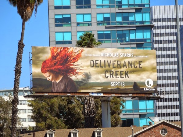 Deliverance Creek TV movie billboard