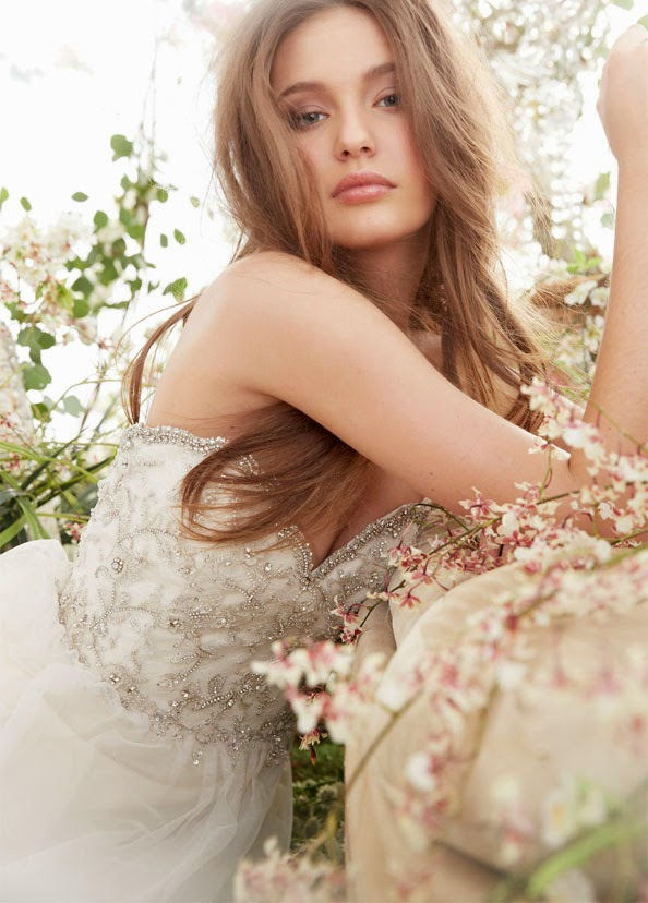Vestidos de novia de temporada