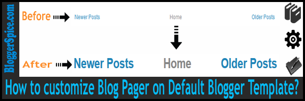 How to customize blog pager on default blogger template blogger how to customize blog pager on default blogger template pronofoot35fo Image collections
