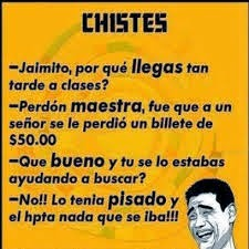 Jokes - Chistes 2015 - 2016
