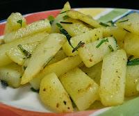 Batata Sauté (vegana)