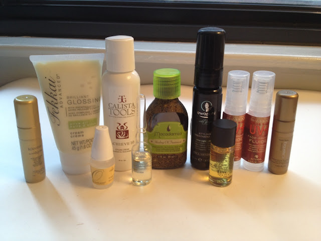 Hair Serum Samples