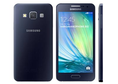 gambar Samsung Galaxy A3 Black