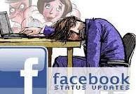 Facebook Gokil Terbaru Juni 2012 - Setelah memuat tulisan Status FB