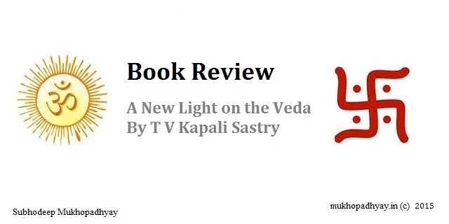 Book Review A New Light on the Veda