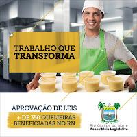 TRABALHO QUE TRANSFORMA