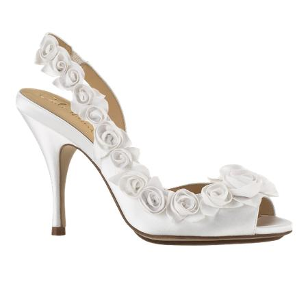 Comfortable bridal shoes all about bridal house bridal for Comfortable wedding dress shoes