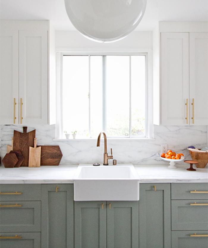 Kitchen Inspiration Sage Grey