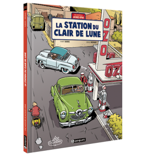 T6 : La Station du Clair de Lune