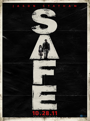 Safe HD Movie Poster