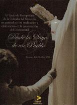 """Placa de Agradecimiento en la Presentación del Documental: """"Desda la saya de un pueblo"""""""