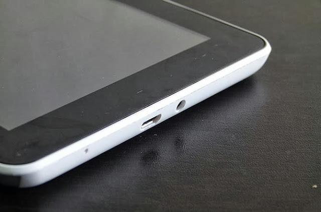 Conector MicroUSB en Tablet Huawei