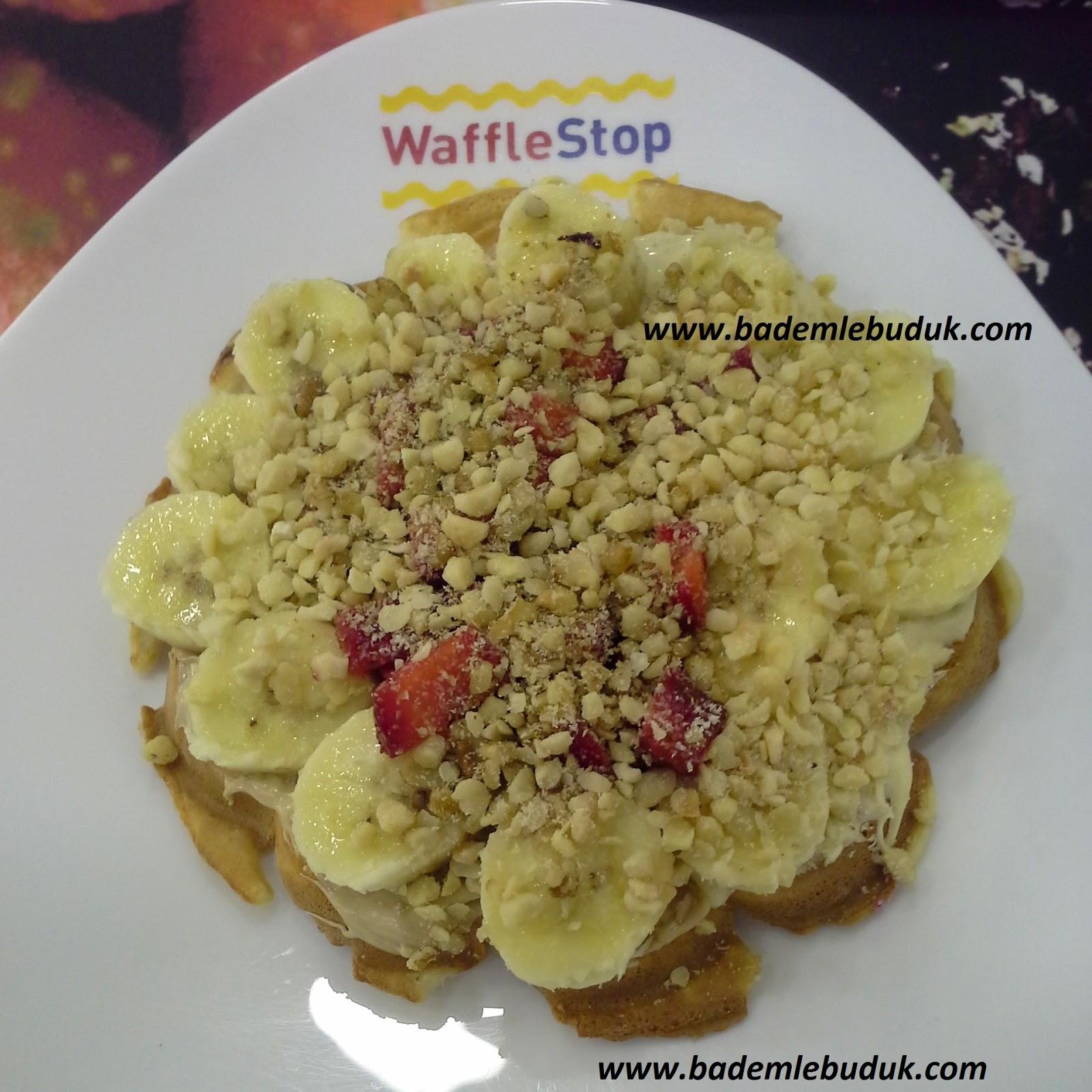 lezzetli waffle