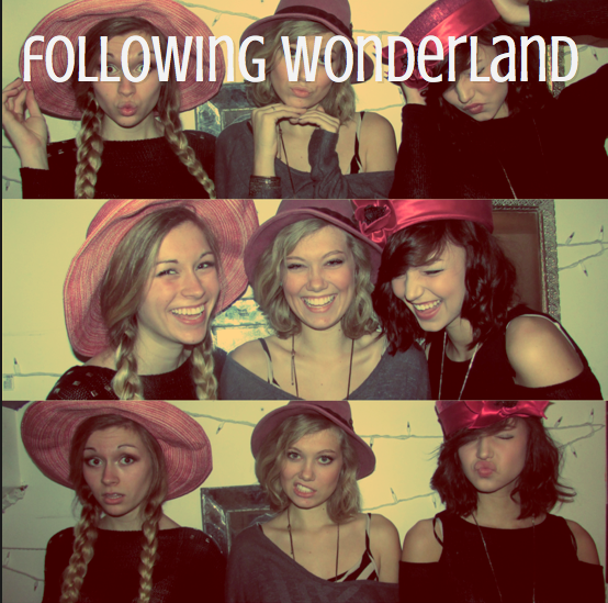 following wonderland