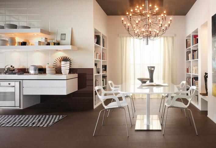 ... BAHAN BANGUNAN: Mempercantik Rumah Ruangan dengan pemakaian Keramik