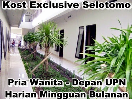 kost exclusive jogja 2015 campur