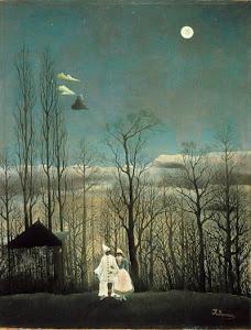 Henri Rousseau- CARNIVAL