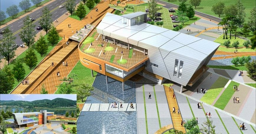 Building design competition korea for Architecture house design competitions