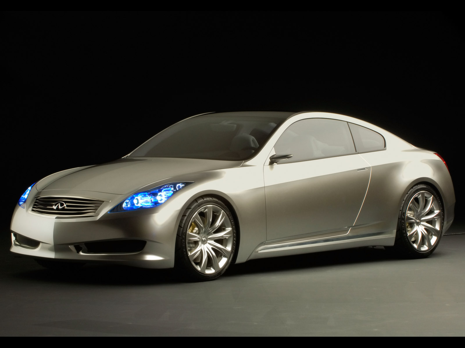 2007 Infiniti G35 Coupe on Does A Car
